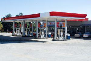 Проектування АЗС (автозаправних станцій) і нафтобаз